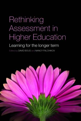 Rethinking Assessment in Higher Education