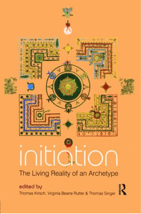 Initiation: The Living Reality of an Archetype (Paperback) book cover