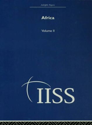 Africa: Volume 2 (Hardback) book cover