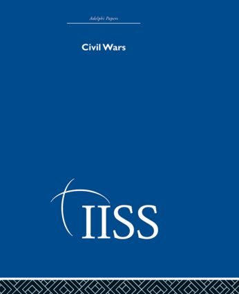 Civil Wars (Hardback) book cover