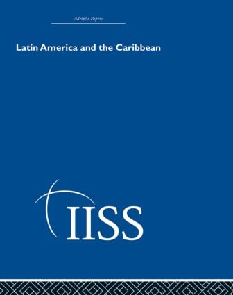 Latin America and the Caribbean (Hardback) book cover