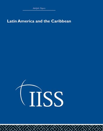 Latin America and the Caribbean: 1st Edition (Hardback) book cover