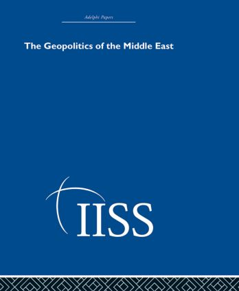 The Geopolitics of the Middle East book cover