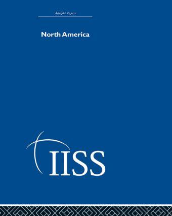 North America: 1st Edition (Hardback) book cover