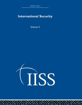 International Security: Volume 2, 1st Edition (Hardback) book cover