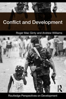 Conflict and Development (Paperback) book cover