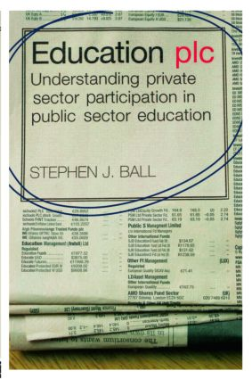 Education plc: Understanding Private Sector Participation in Public Sector Education (Paperback) book cover