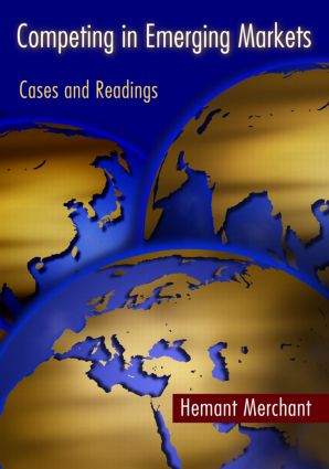 Competing in Emerging Markets: Cases and Readings (Paperback) book cover