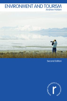 Environment and Tourism: 2nd Edition (Paperback) book cover