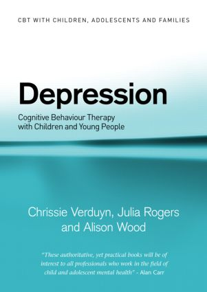 Depression: Cognitive Behaviour Therapy with Children and Young People book cover