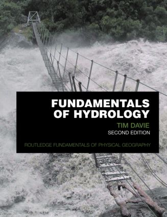 Fundamentals of Hydrology book cover