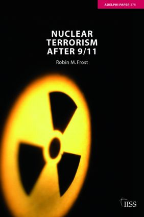 Nuclear Terrorism after 9/11: 1st Edition (Paperback) book cover
