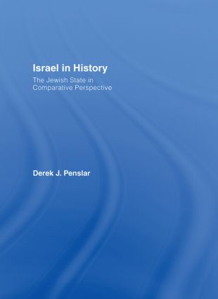 Israel in History: The Jewish State in Comparative Perspective book cover