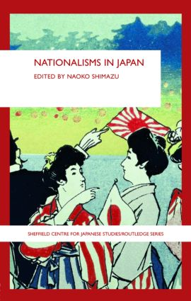 Nationalisms in Japan: 1st Edition (Hardback) book cover