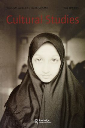 Cultural Studies: 20.2, 1st Edition (Paperback) book cover