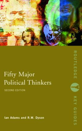 Fifty Major Political Thinkers: 2nd Edition (Paperback) book cover