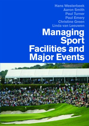Managing Sport Facilities and Major Events (Paperback) book cover
