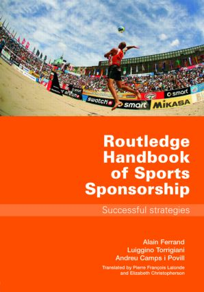 Routledge Handbook of Sports Sponsorship (Paperback) book cover