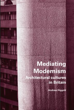 Mediating Modernism
