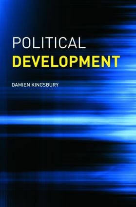 Political Development: 1st Edition (Paperback) book cover