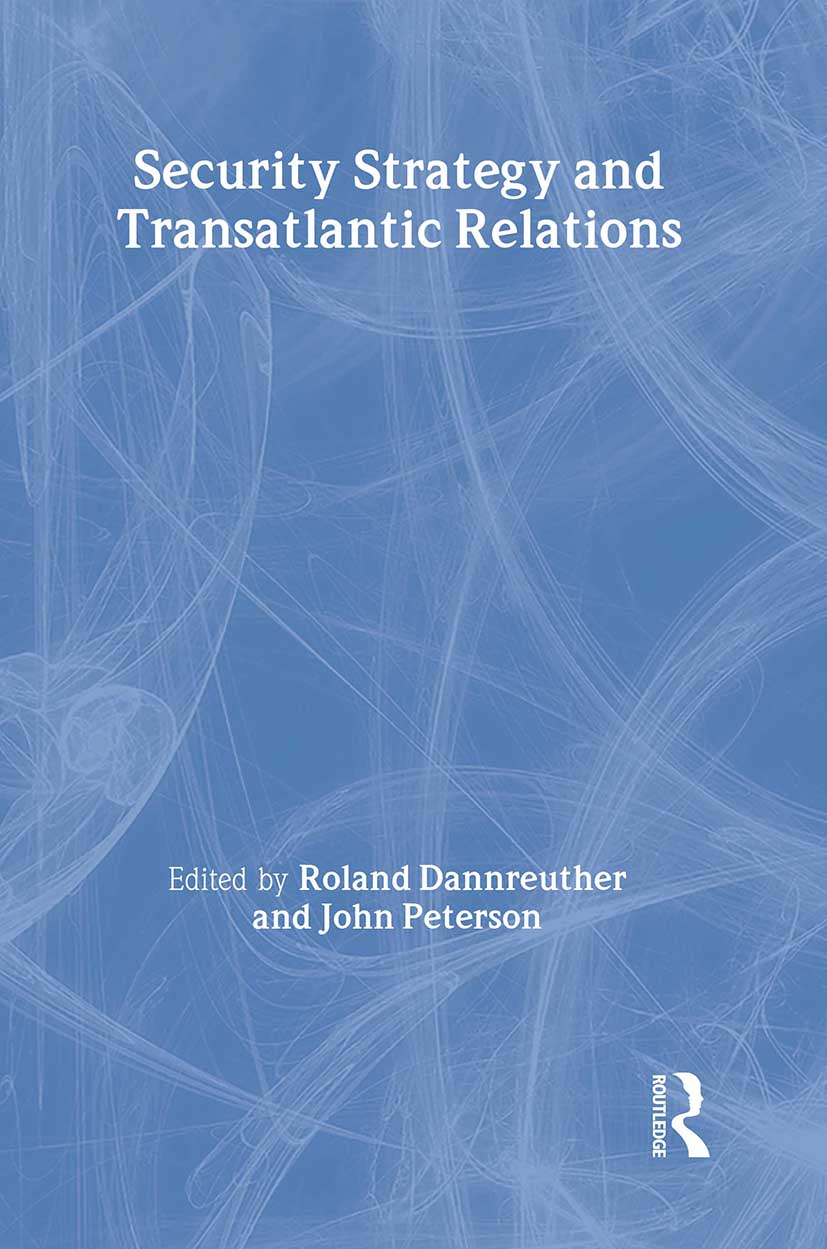 Security Strategy and Transatlantic Relations (Paperback) book cover