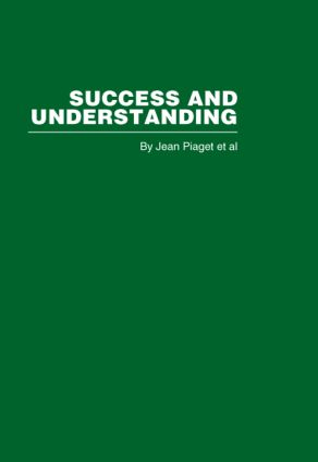 Success and Understanding (Hardback) book cover