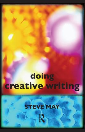 Doing Creative Writing (Paperback) book cover