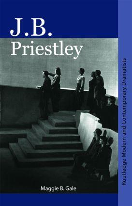J.B. Priestley book cover
