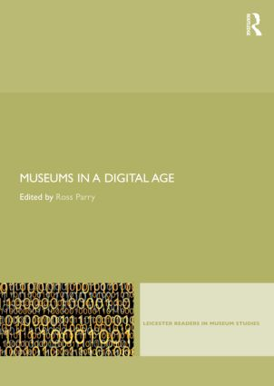 Museums in a Digital Age (Paperback) book cover