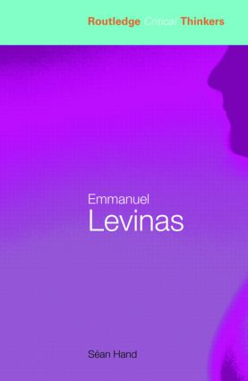 Emmanuel Levinas (Paperback) book cover