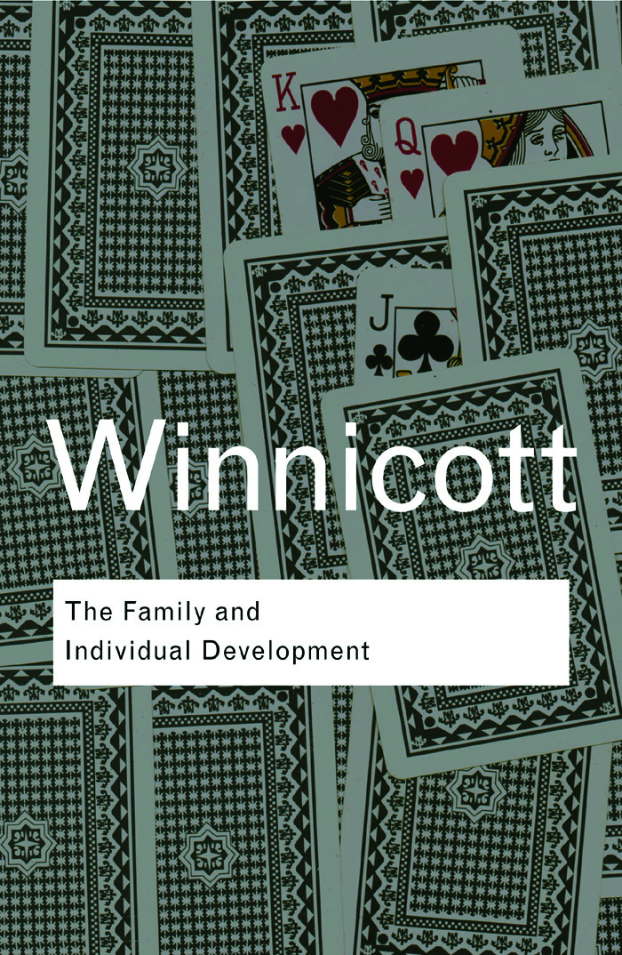 The Family and Individual Development: 1st Edition (Paperback) book cover