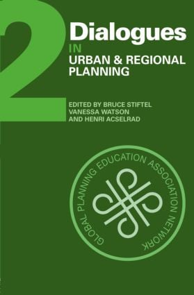 Dialogues in Urban and Regional Planning: Volume 2 (Hardback) book cover