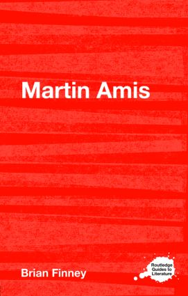 Martin Amis (Paperback) book cover