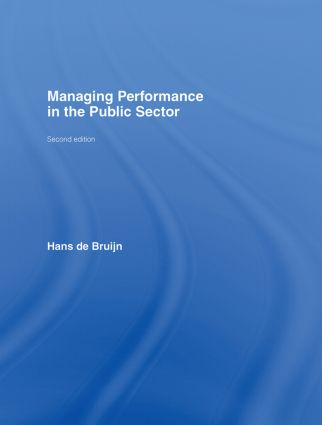 An introduction to performance measurement: The beneficial effect of performance measurement