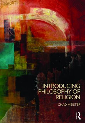 Introducing Philosophy of Religion (Paperback) book cover