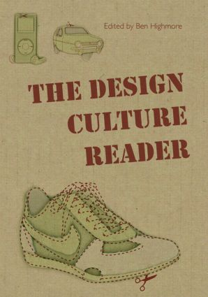 The Design Culture Reader book cover