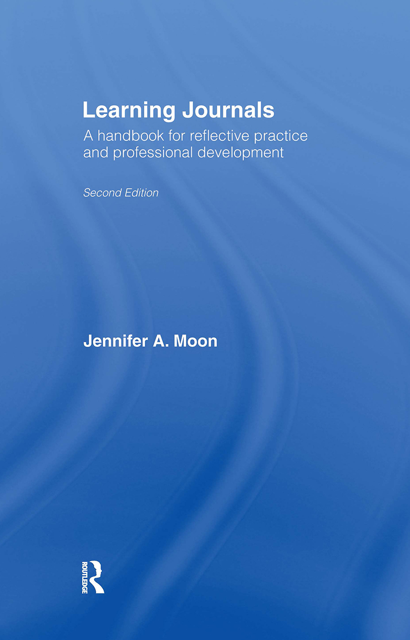 Learning Journals: A Handbook for Reflective Practice and Professional Development book cover