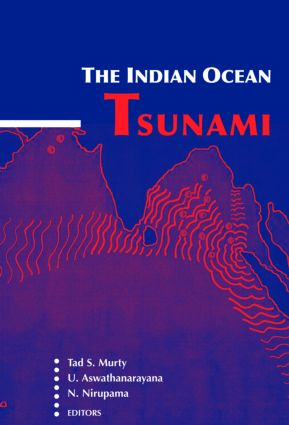 The Indian Ocean Tsunami (Hardback) book cover