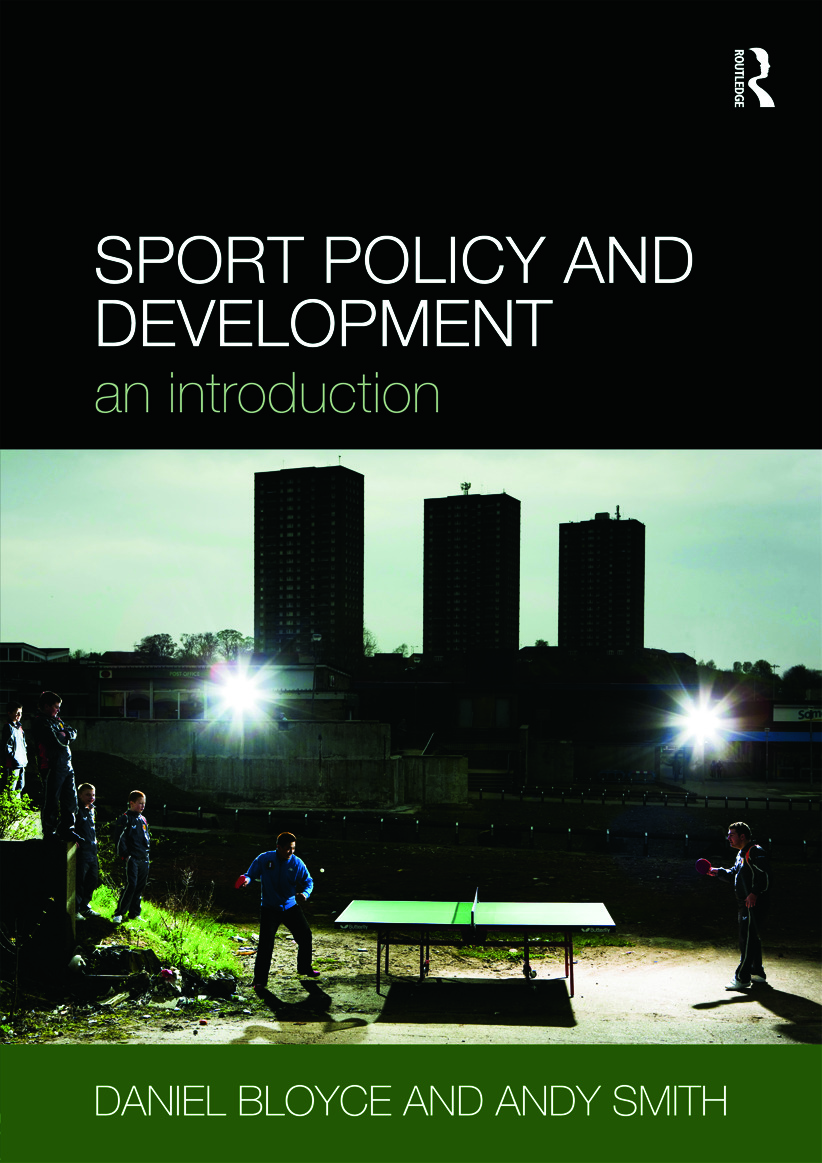Sport Policy and Development: An Introduction (Paperback) book cover