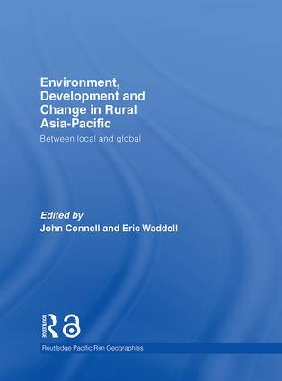 Environment, Development and Change in Rural Asia-Pacific: Between Local and Global (Hardback) book cover