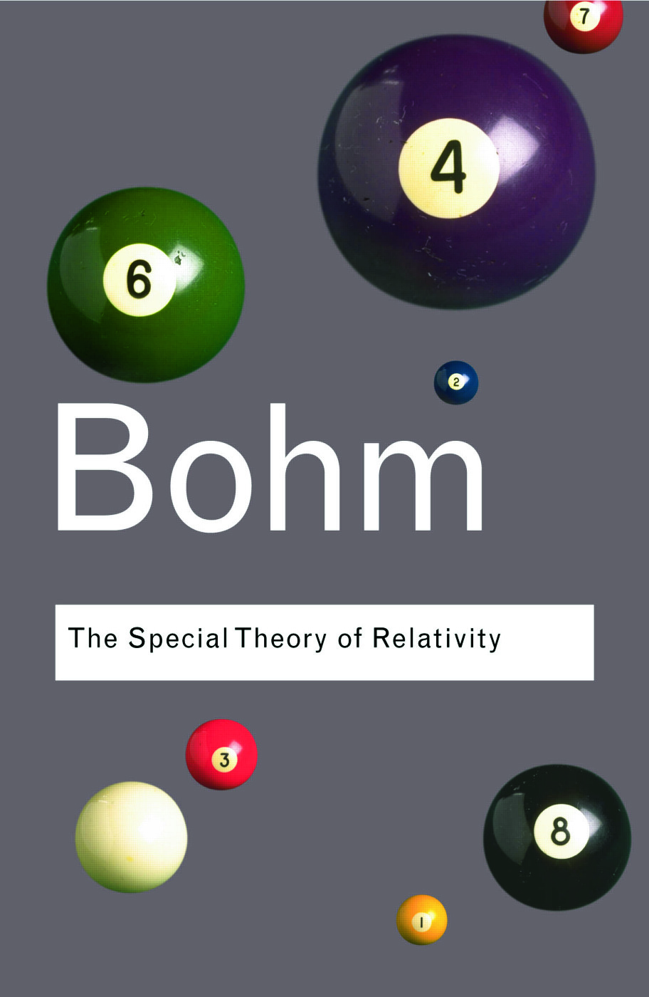 The Special Theory of Relativity (Paperback) book cover