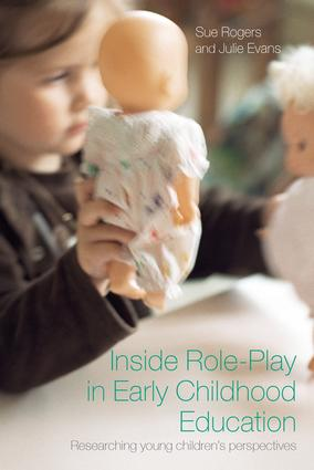 Inside Role-Play in Early Childhood Education: Researching Young Children's Perspectives (Paperback) book cover
