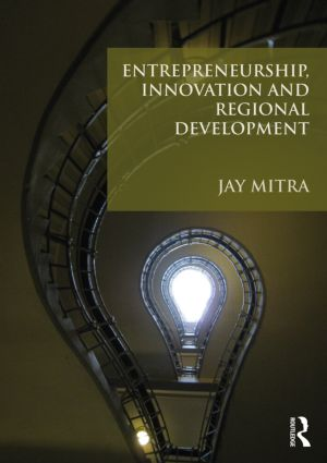 Entrepreneurship, Innovation and Regional Development: An Introduction (Paperback) book cover