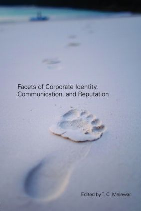 Facets of Corporate Identity, Communication and Reputation: 1st Edition (Paperback) book cover