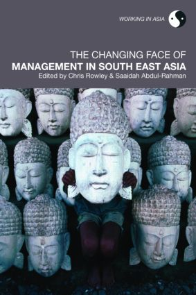 The Changing Face of Management in South East Asia: 1st Edition (Paperback) book cover