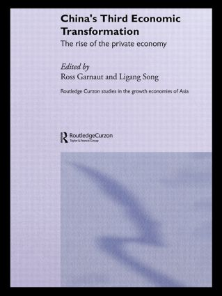 China's Third Economic Transformation