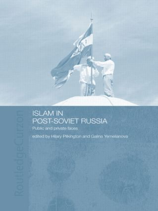 Islam in Post-Soviet Russia (Paperback) book cover