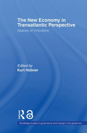 The New Economy in Transatlantic Perspective (Paperback) book cover