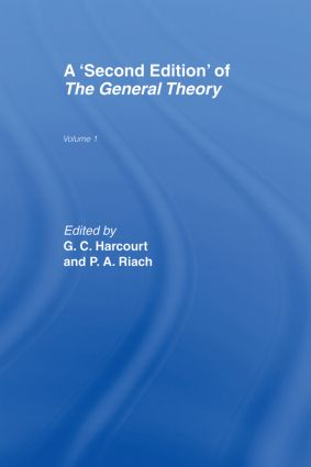 A Second Edition of The General Theory: Volume 1, 1st Edition (Paperback) book cover