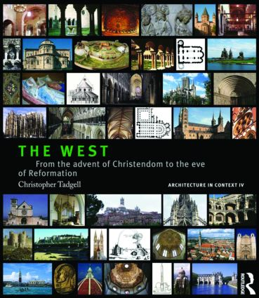The West: From the Advent of Christendom to the Eve of Reformation (e-Book) book cover